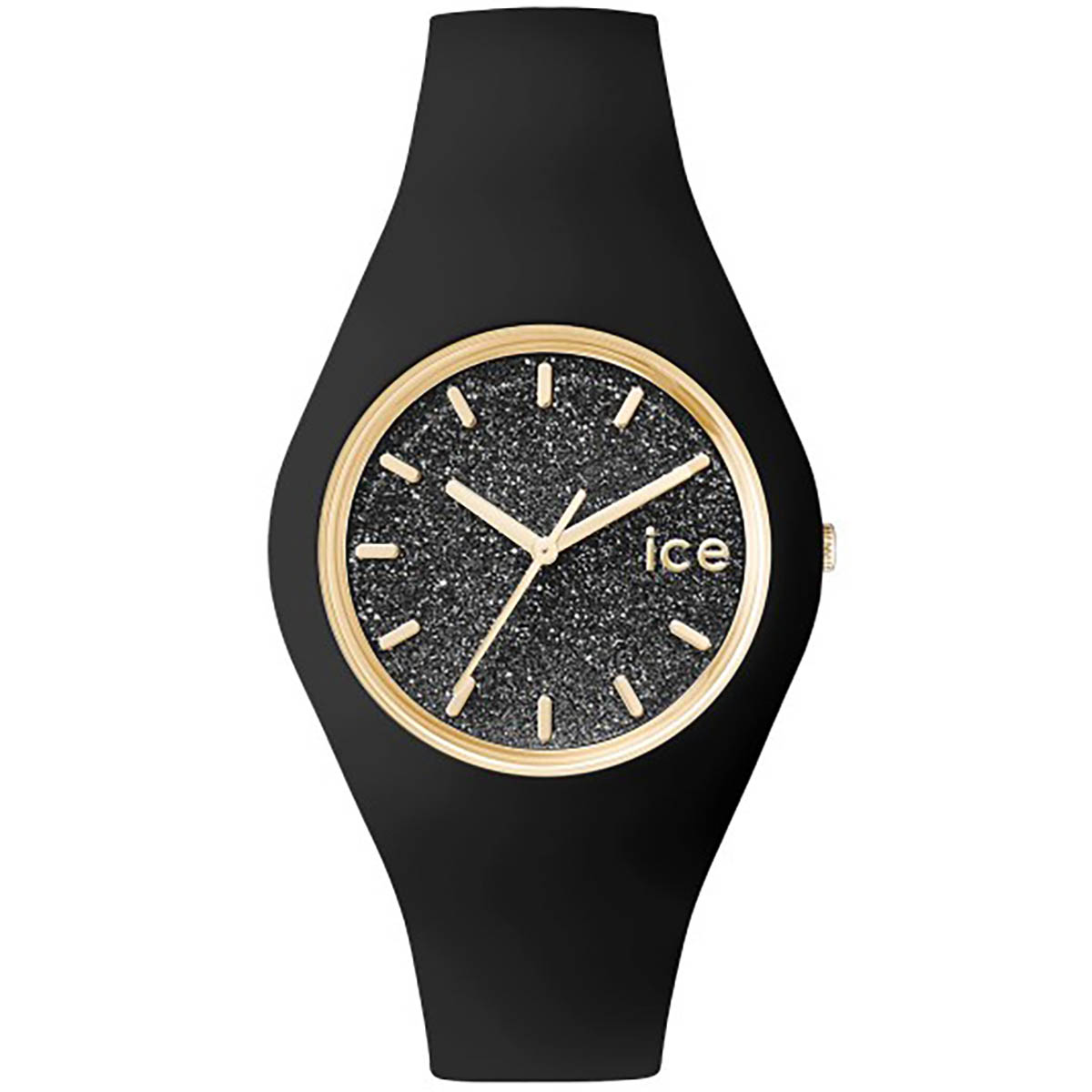 53aa04220cb2f Montre ICE WATCH Silicone - Montre Femme avec CLEOR - ICE.GT.BBK.US15