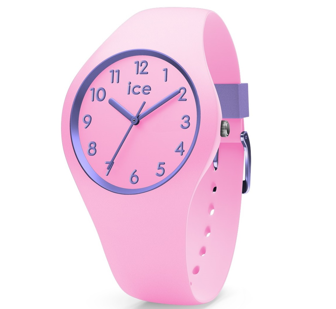 coupon codes sneakers well known Montre ICE-WATCH OLA KIDS en Silicone Rose - Montre Enfant ...