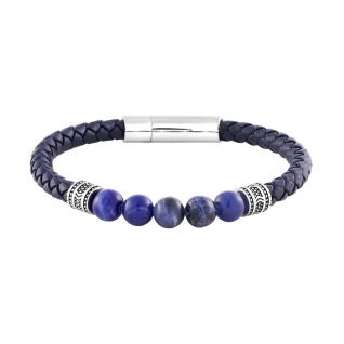 Bracelet Homme  Bleu LES HAUBANS - CLEOR
