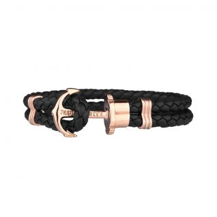 Bracelet Mixte  Noir PAUL HEWITT - CLEOR