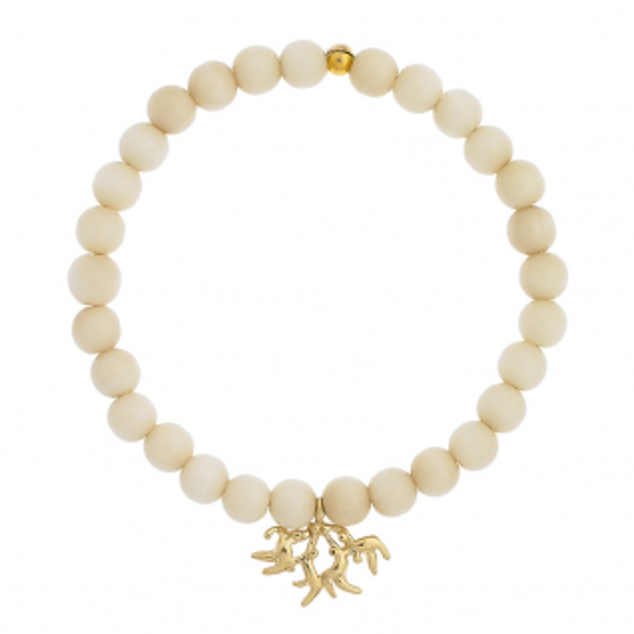 Bracelet Femme  Jaune JOURDAN - CLEOR