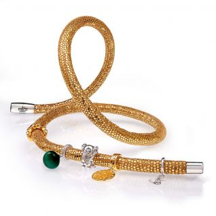 Bracelet Femme  Blanc ENDLESS - CLEOR