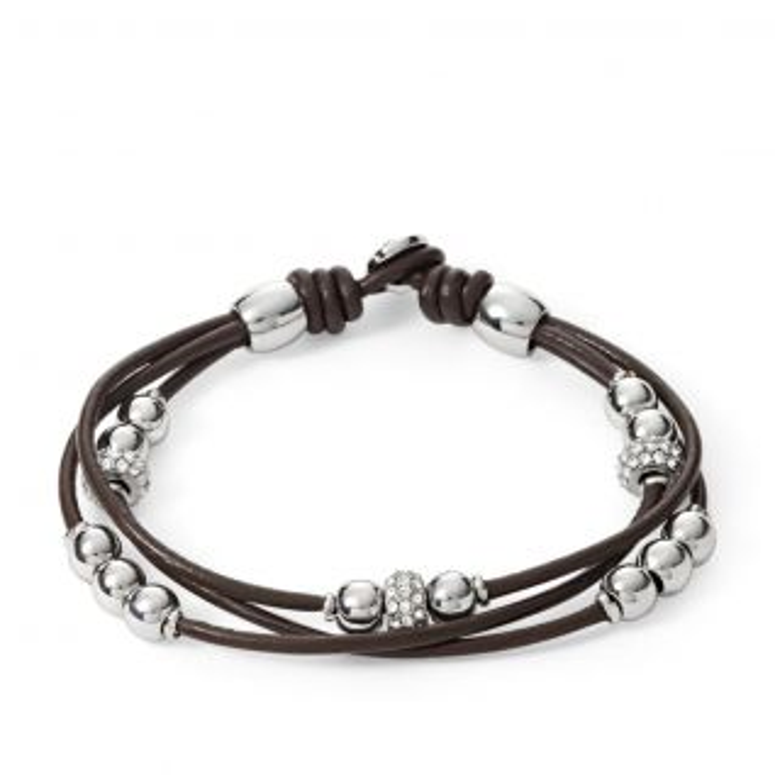 Bracelet Femme Perle Blanc FOSSIL - CLEOR