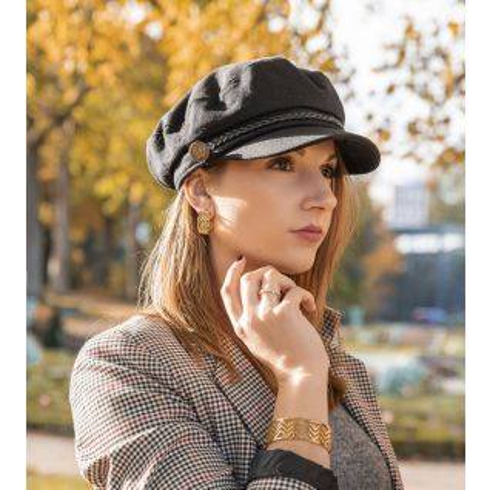 Jonc Femme  Jaune MISSISSIPI - CLEOR