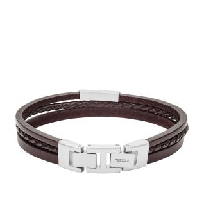 Bracelet Homme  Blanc FOSSIL - CLEOR