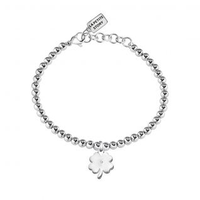 Bracelet Femme Cristal Blanc LA PETITE STORY - CLEOR