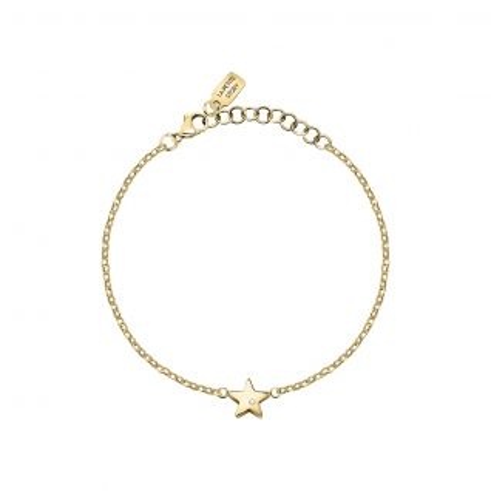 Bracelet Jaune Femme LA PETITE STORY - CLEOR
