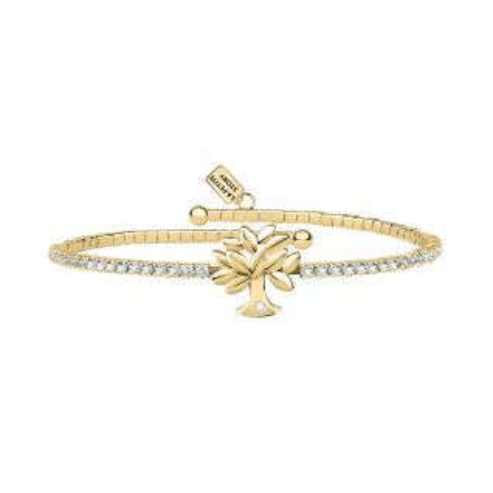 Bracelet Femme Jaune LA PETITE STORY - CLEOR