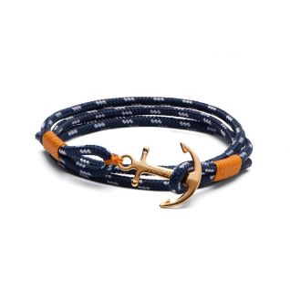 Bracelet Mixte  Bleu TOM HOPE - CLEOR