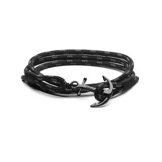 Bracelet Mixte  Noir TOM HOPE - CLEOR