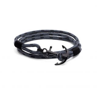 Bracelet Mixte  Gris TOM HOPE - CLEOR