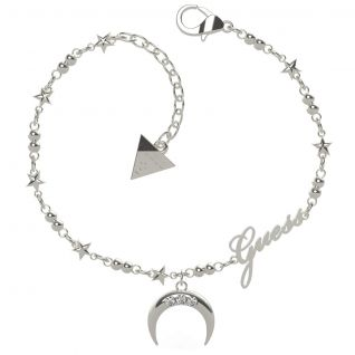 Bracelet Femme Pierre Synthétique Blanc GUESS - CLEOR