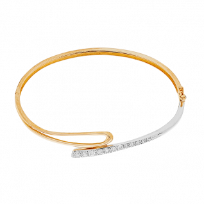 Bracelet Femme Oxyde Bicolore CLEOR - CLEOR
