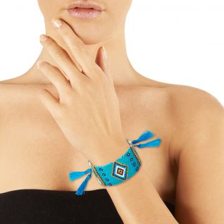 Bracelet Femme  Multicolore INDIAN SUMMER - CLEOR