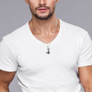 Collier Homme ZEPHYR - CLEOR