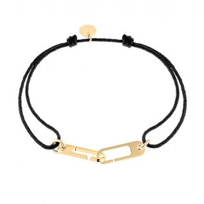 Bracelet Mixte  Jaune L'AVARE - CLEOR