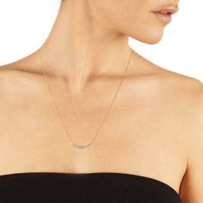 Collier Femme avec Diamant Blanc CLEOR - CLEOR