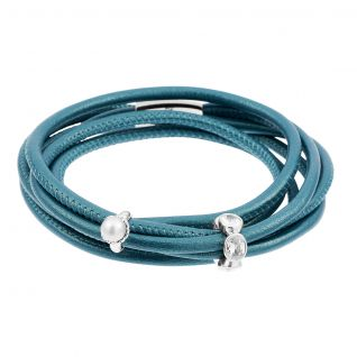 Bracelet Femme Oxyde Bleu ENDLESS - CLEOR