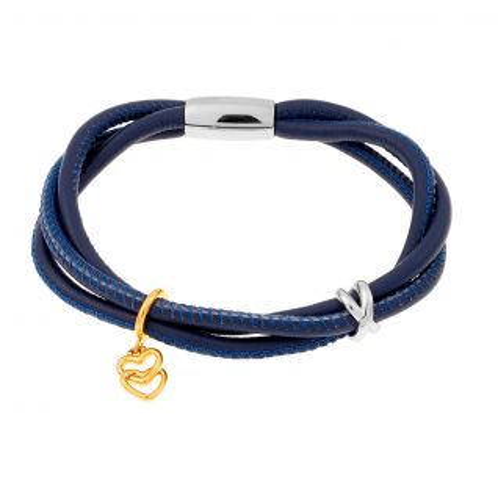 Bracelet Femme  Bicolore ENDLESS - CLEOR