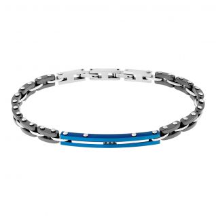 Bracelet Homme Céramique Gris ZEPHYR - CLEOR