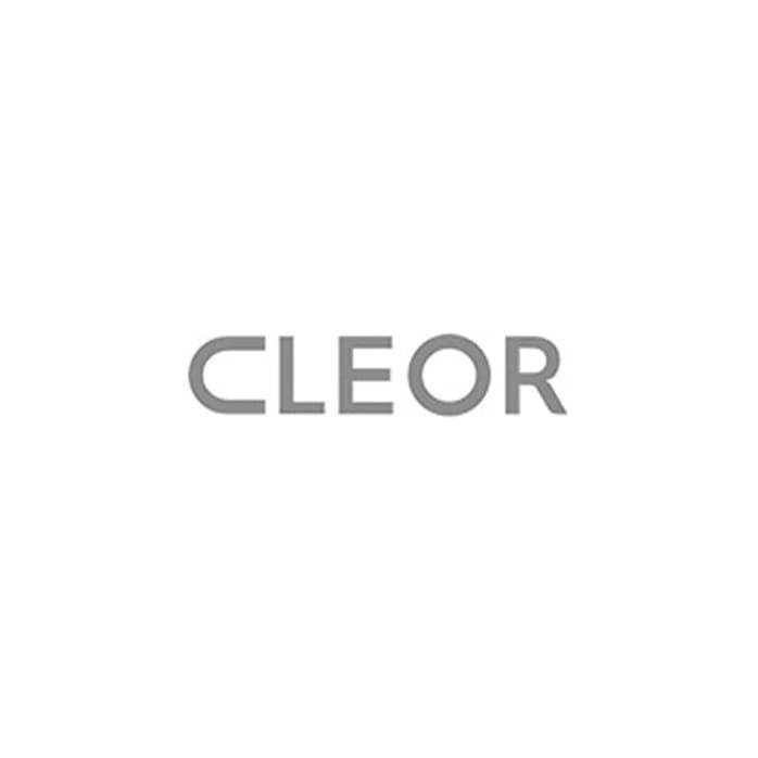 Boucles d'oreilles Dormeuses NOÏA en Argent 925/1000 Blanc et Résine Multicolore - CLEOR