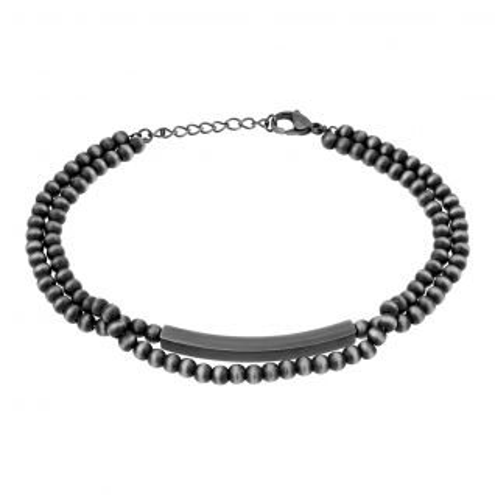 Bracelet Homme  Gris ZEPHYR - CLEOR