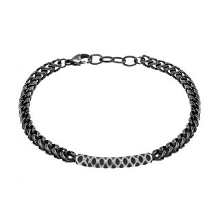 Bracelet IROKOI en Acier Blanc - CLEOR