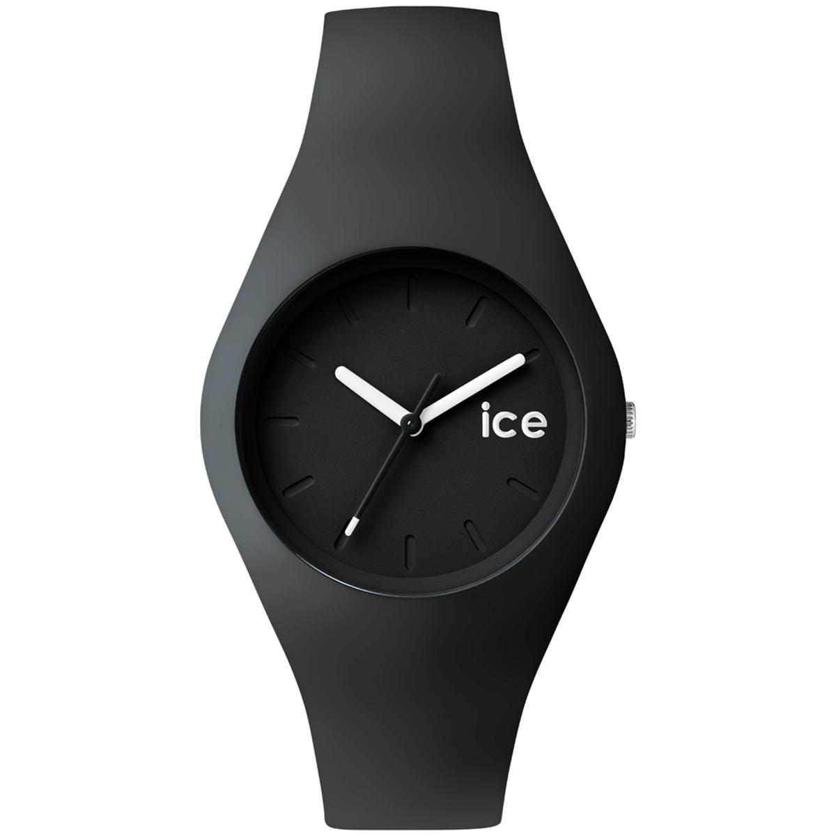 0425944a3dea5e Montre ICE-WATCH Silicone - Montre Mixte avec CLEOR - ICE.BK.U.S.15