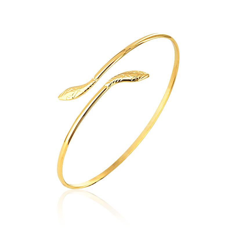 Connu Bracelet Plaqué or - Bracelet Femme avec CLEOR -Z0000039 KP65