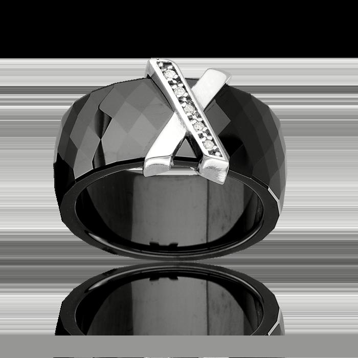 bague or 375 1000 diamant bague femme avec cleor z0002956. Black Bedroom Furniture Sets. Home Design Ideas